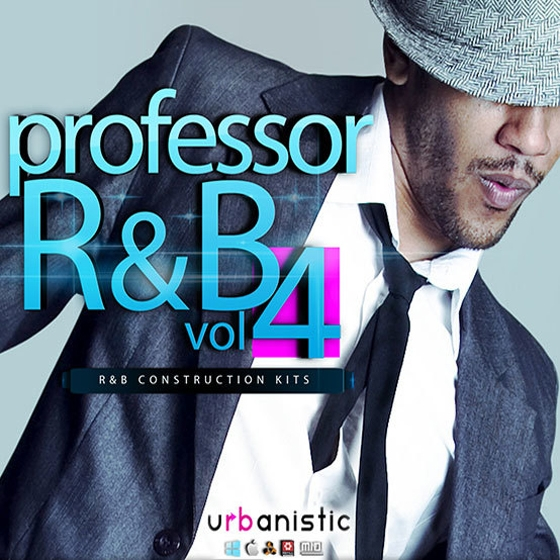Urbanistic Professor R and B Vol.4 MULTiFORMAT-AUDIOSTRiKE